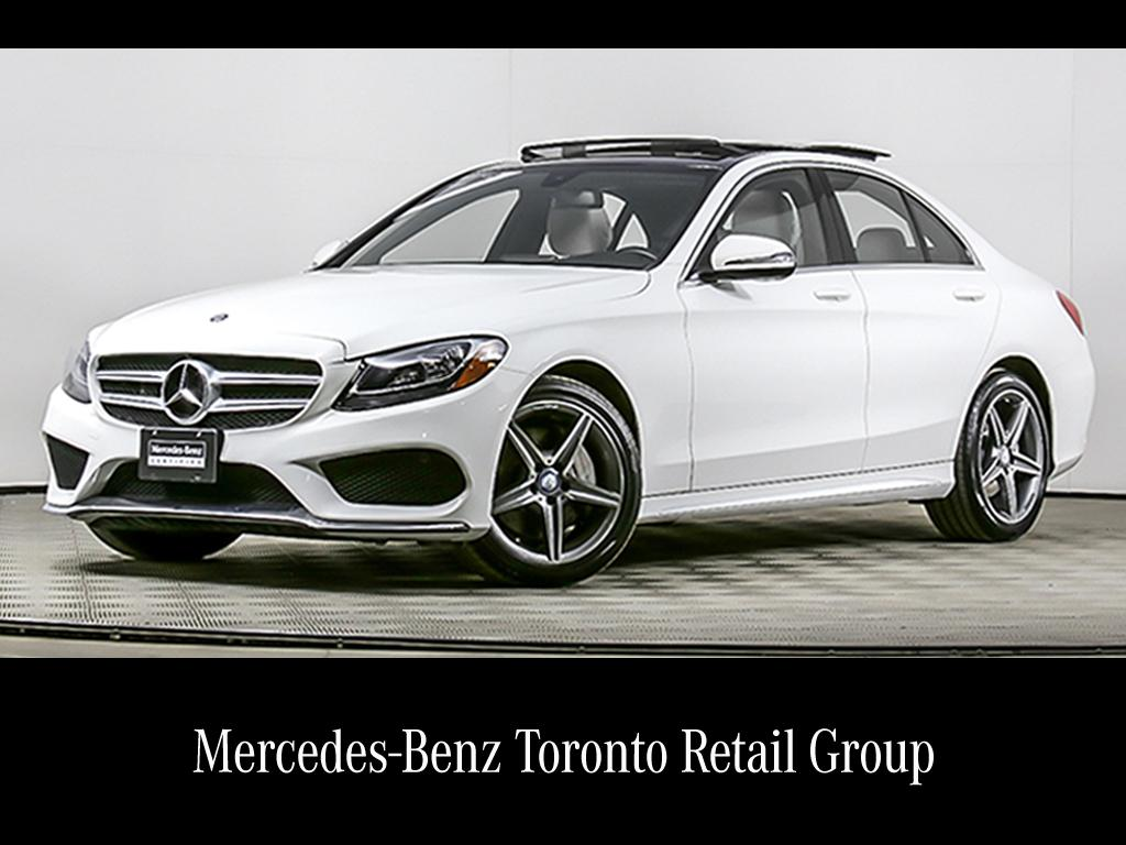 d0638327cc Certified Pre-Owned 2016 Mercedes-Benz C-CLASS C300