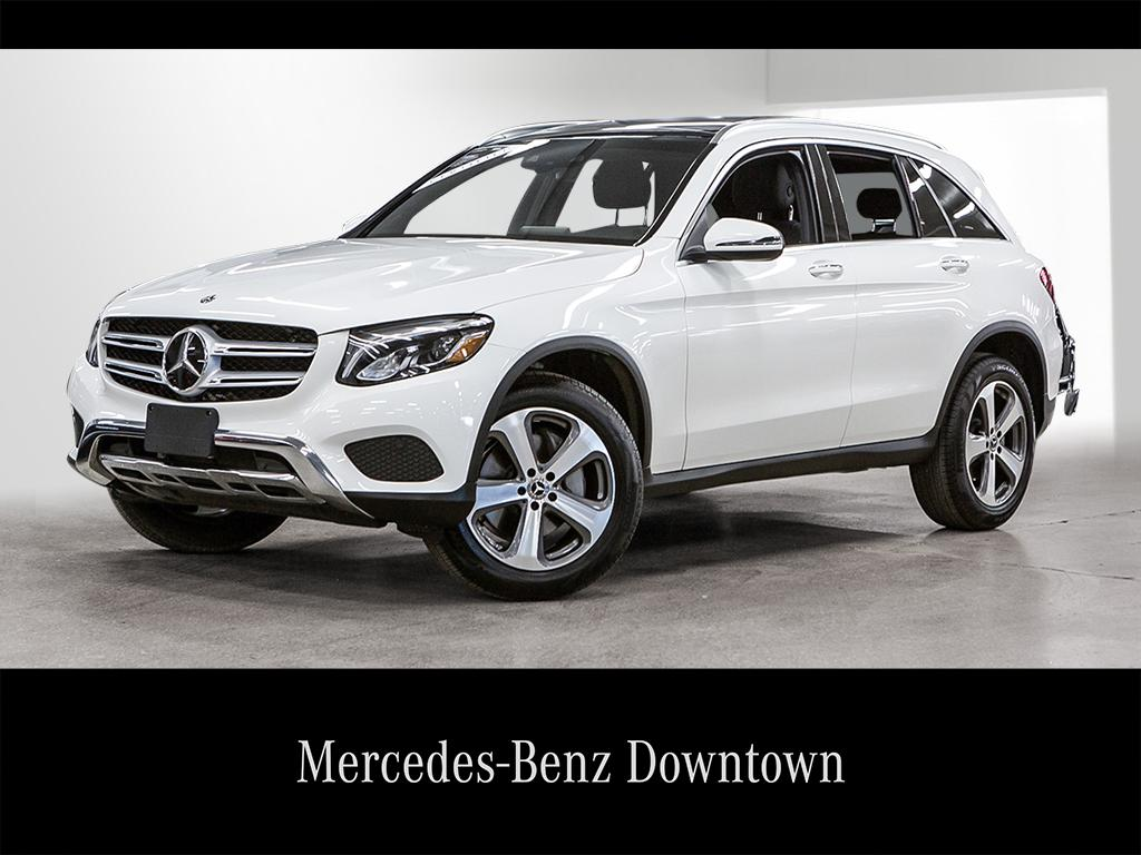 Pre-Owned 2019 Mercedes-Benz GLC GLC300