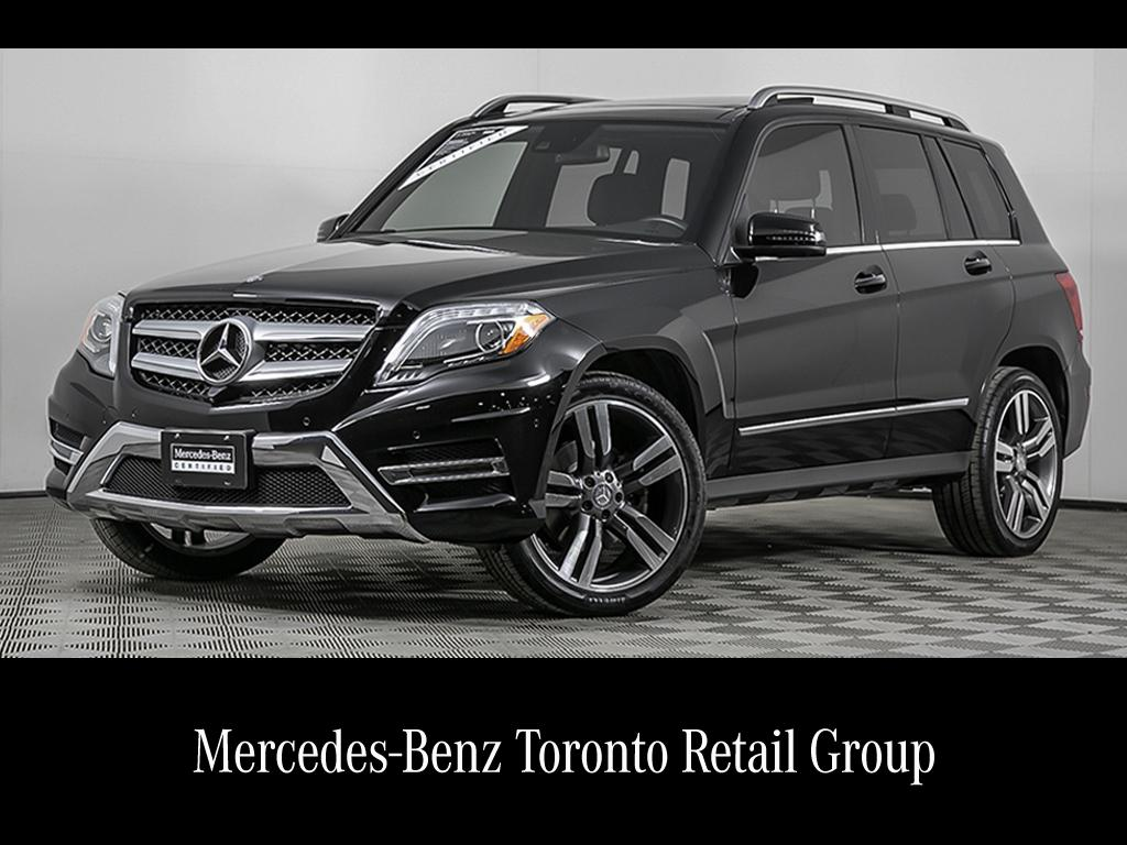 Pre-Owned 2015 Mercedes-Benz GLK GLK250