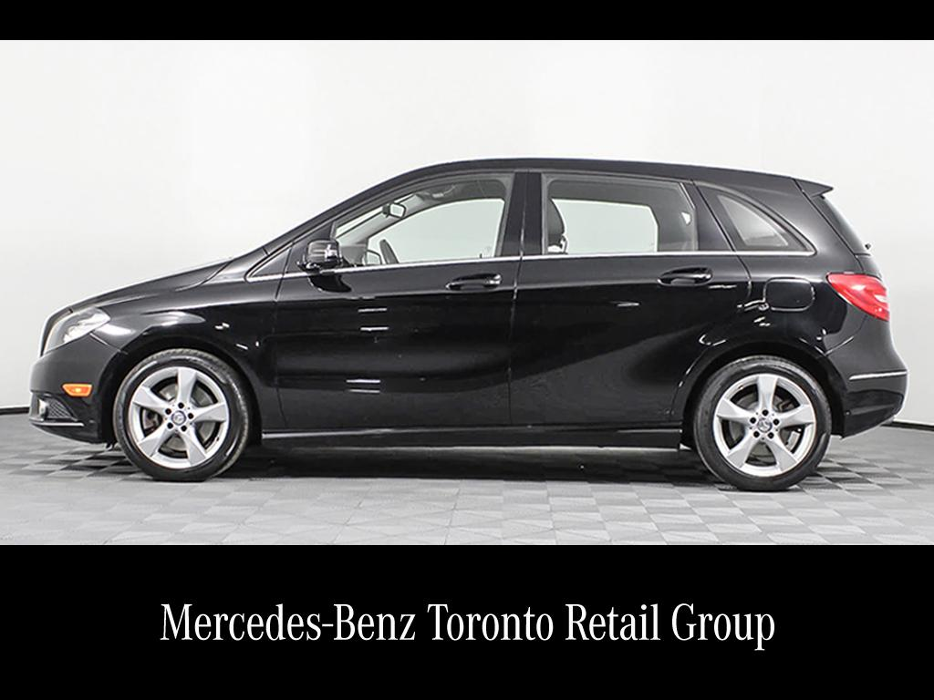 Certified pre owned 2014 mercedes benz b class b250 5 door for Mercedes benz downtown service